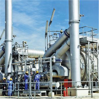 Oil & Gas – Welcome to Alghanim International