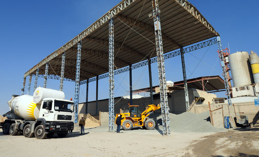Al-Messilah Ready Mix – Welcome to Alghanim International
