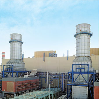 Power & Water – Welcome to Alghanim International