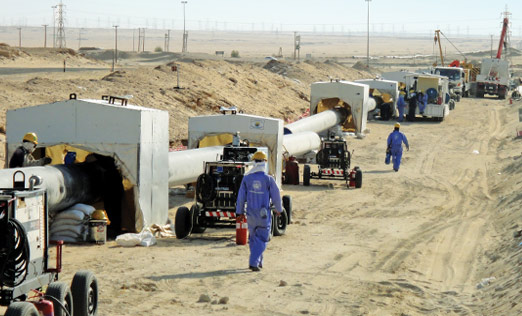 KNPC Az Zour Refinery Project – Civil Works & UG Piping – Welcome to