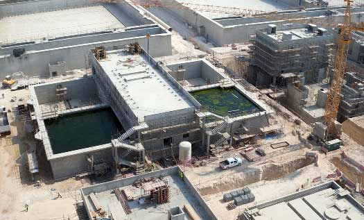 Al Dhakhira Sewage Treatment Plant, Qatar – Welcome to