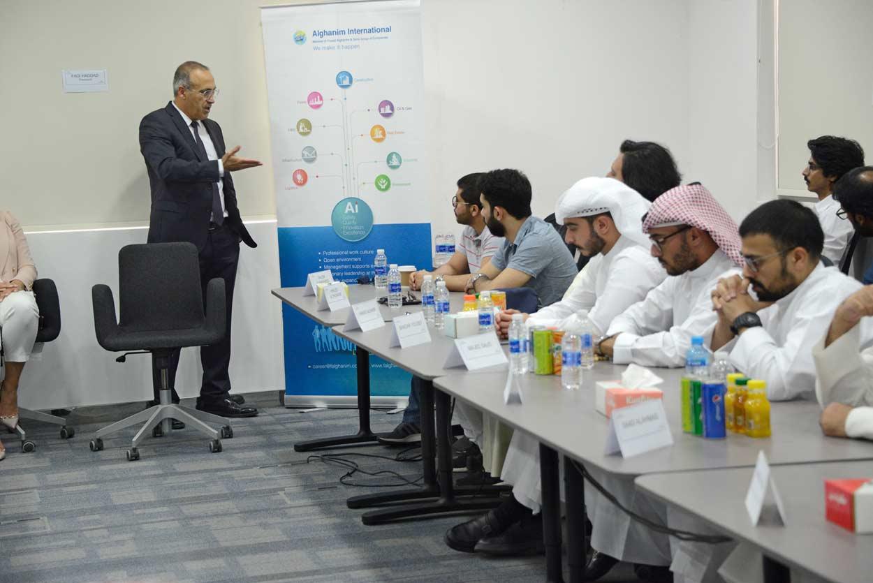 September 2018 – Welcome to Alghanim International
